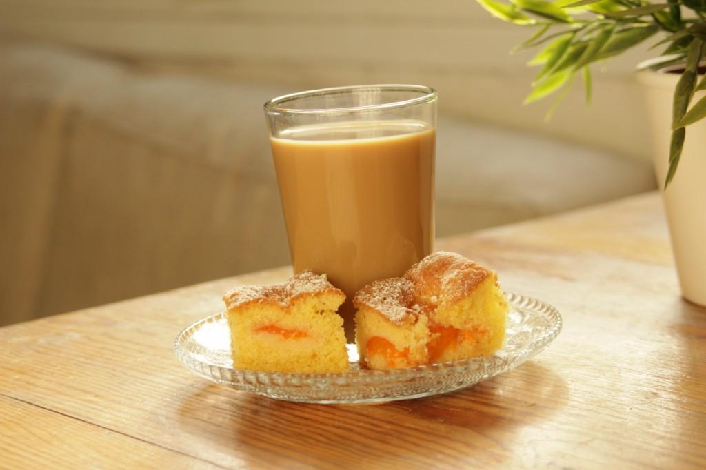 cofee and cake