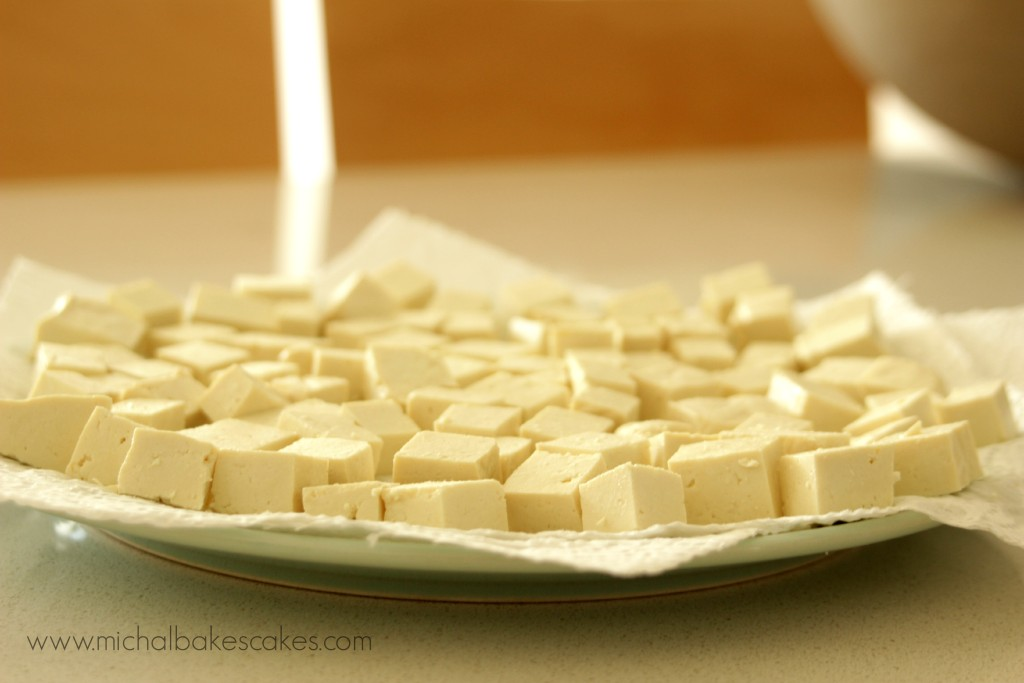 tofu clean