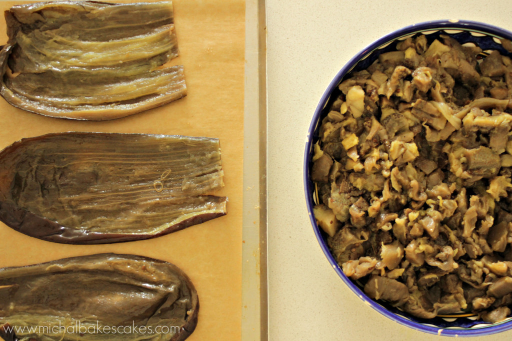 eggplants shell