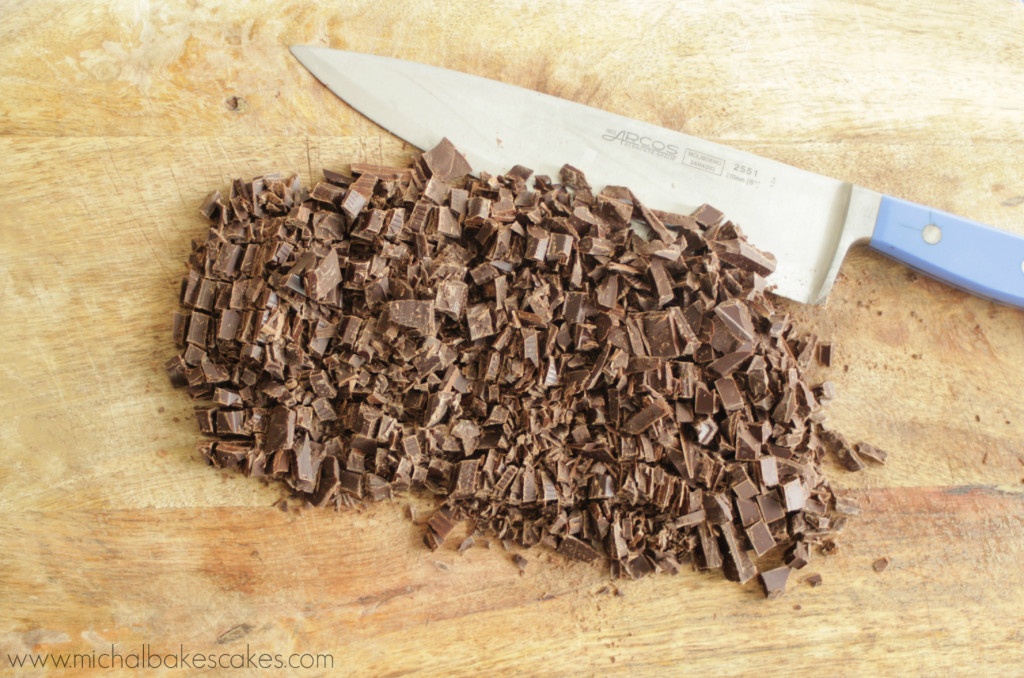 chocolate cut