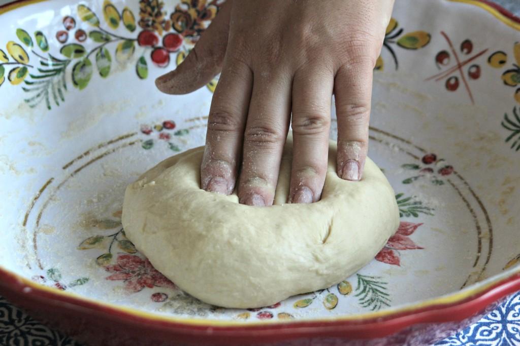 dough ready